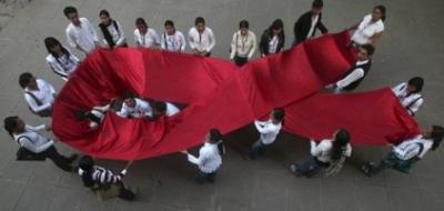 "1º DE DICIEMBRE ""DÍA MUNDIAL DE LA LUCHA CONTRA EL SIDA"""